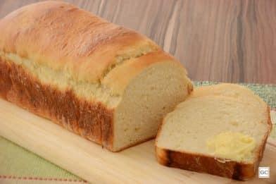 Melhor receita de pão caseiro