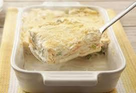 Molho branco para lasanha caseiro e prático