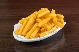 Receita fácil de polenta frita