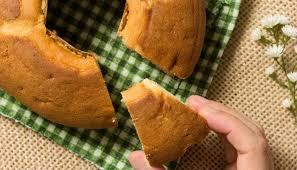 Delicioso bolo de goma passo a passo