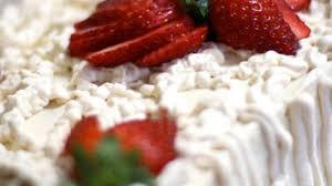 Glacê real simples e delicioso para bolos