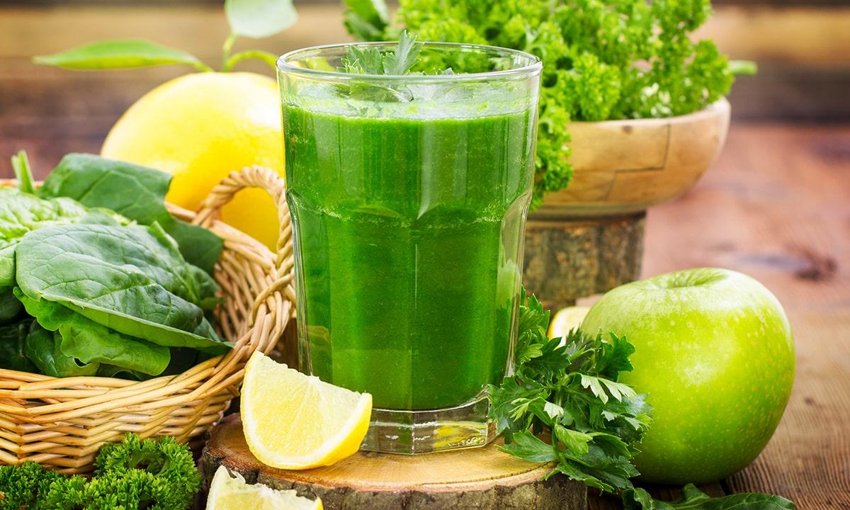 suco verde