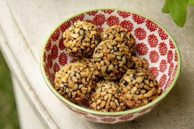 Brigadeiro de amendoim muito gostoso